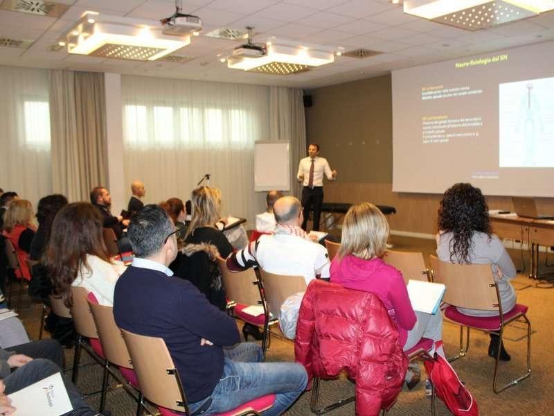 Corsi di Posturologia Novotel EST Arechi Salerno