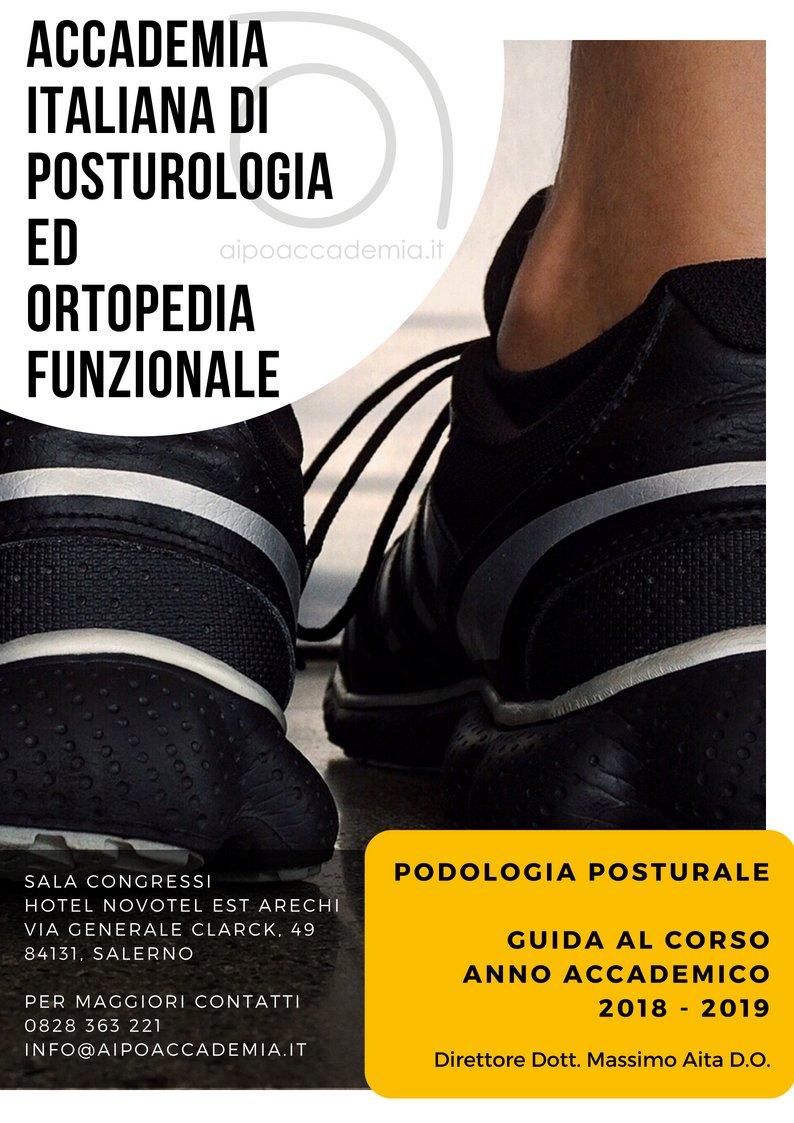 Corso Podologia Posturale