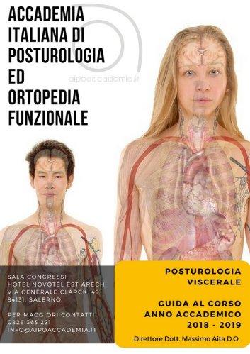 Posturologia Viscerale Corso