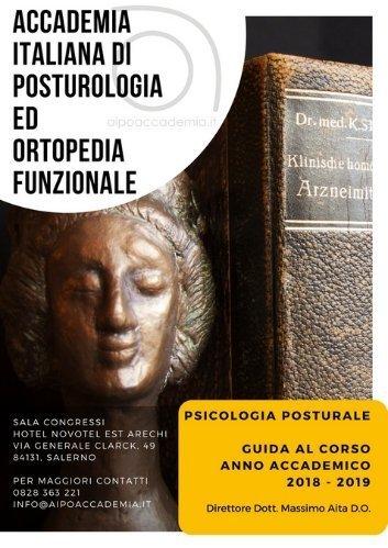 corso di psicologia posturale